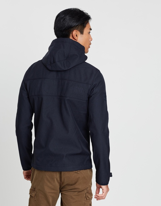 Superdry - Hooded Windtrekker Jacket