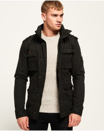 Superdry - Rookie Heavy Weather Field Jacket