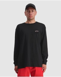 Huffer - LS Sup Tee/Bridge
