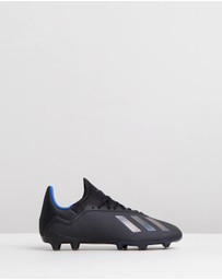 adidas Performance - X 18.3 Firm Ground Boots - Kids