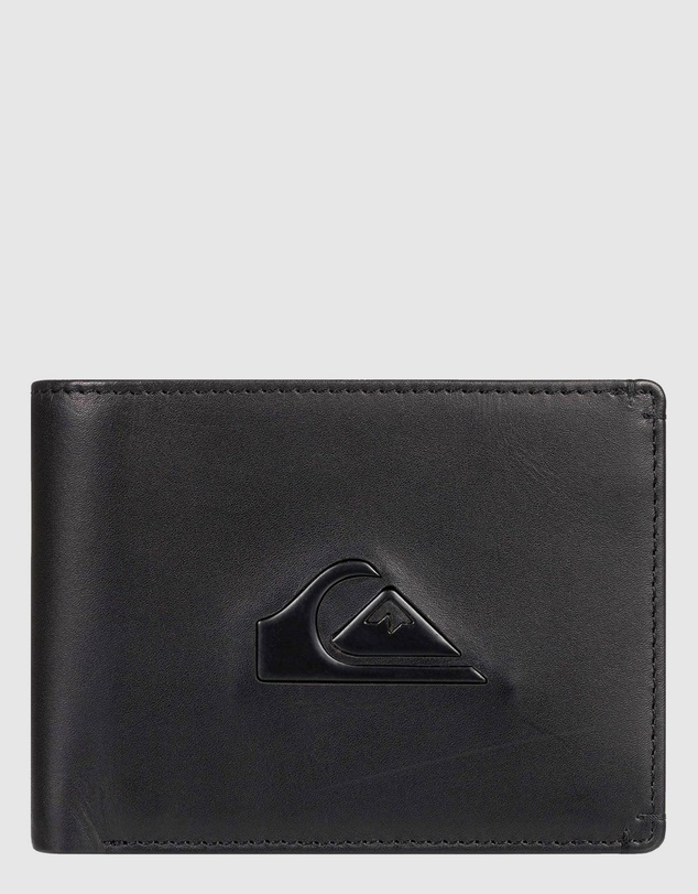 Quiksilver - Mens New Miss Dollar Leather Wallet