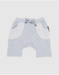 Lil' Mr - Lil' Savage Shorts - Kids-Teen