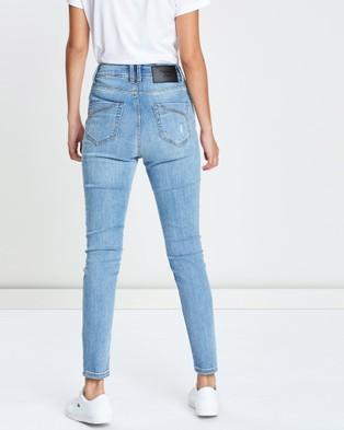 DRICOPER DENIM High Waisted Light Jeans - High-Waisted (Lighties)
