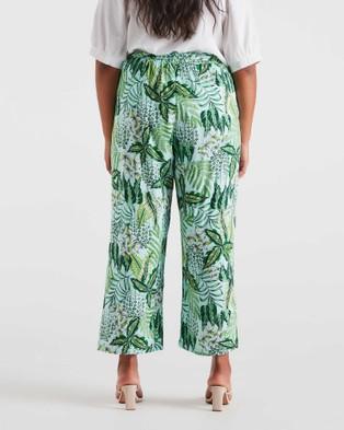 Estelle Monsteria Pants - Pants (Print)
