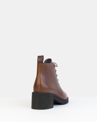 Camper Wonder - Boots (Brown)