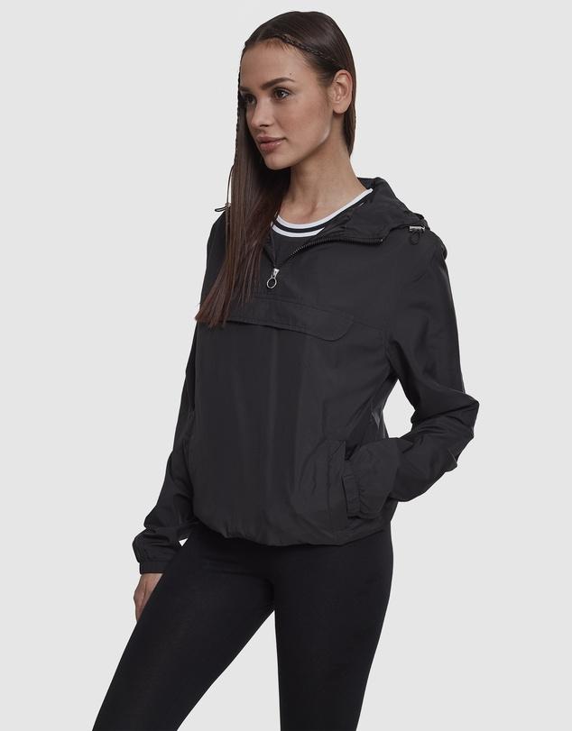 Women UC Ladies Basic Pull Over Jacket