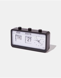 Typo - Retro Flip Clock