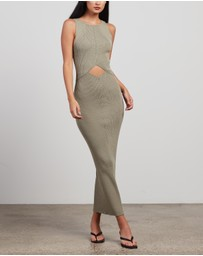Bec + Bridge - Versailles Knit Midi Dress