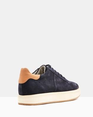 Croft Zampa - Casual Shoes (Blue)