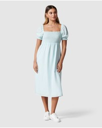 Forever New - Petra Puff Sleeve Dress