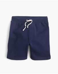 J.Crew - Knit Basic Shorts - Kids