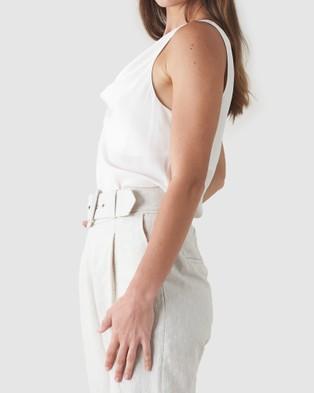 Amelius Allora Top - Tops (White )