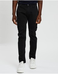 C.P. Company - Garment Dyed Stretch Pants