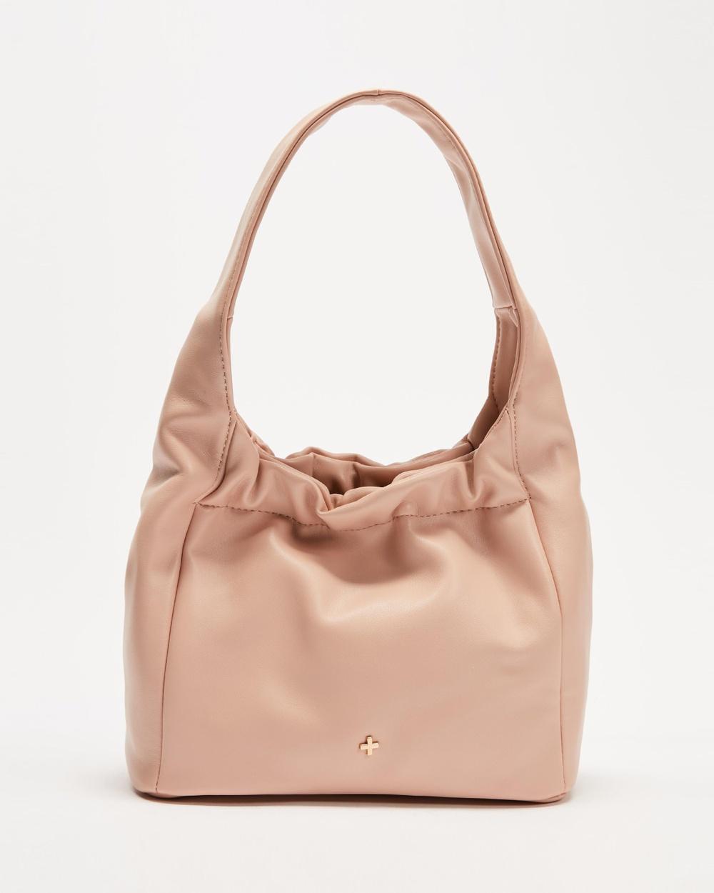 PETA AND JAIN Ventura Handbags Pink