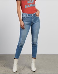 Mother Denim - The Looker Crop Jeans