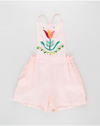 Coco & Ginger - Melati Playsuit - Kids-Teens