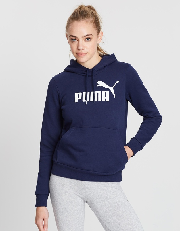 Puma - Essentials Fleece Hoodie