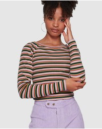 Billabong - Desert Stripe Top