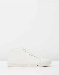 Spring Court - B2 Leather - Women's