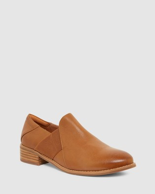 Easy Steps Baron - Ankle Boots (MID BROWN)