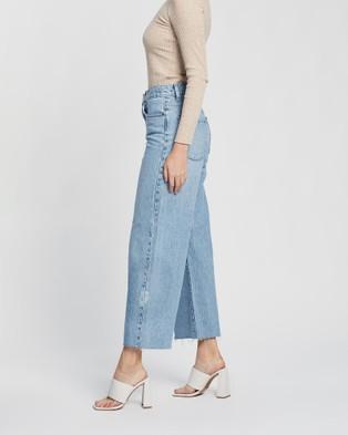 Nobody Denim Skylar Ankle Jeans - Crop (Island)