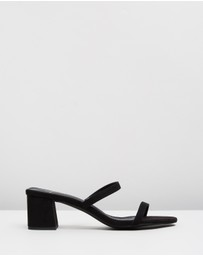 SPURR - Ruth Heels