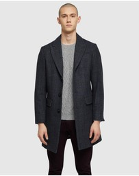 Oxford - Frost Check Overcoat