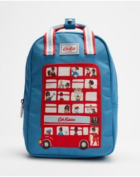 Cath Kidston - Mini London People Backpack - Kids