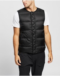 White Mountaineering - Reversible Down Inner Vest