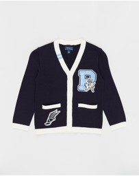 Polo Ralph Lauren - Long Sleeve Cardigan - Kids