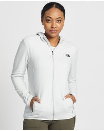 The North Face - TKA Glacier Full-Zip Hoodie