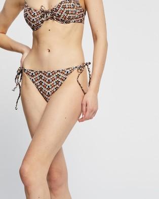 Faithfull The Brand Colva Bottoms - Bikini Bottoms (Vanja Floral Print)