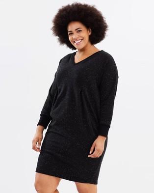 17 Sundays – Nep Cocoon Dress – Dresses (Black)