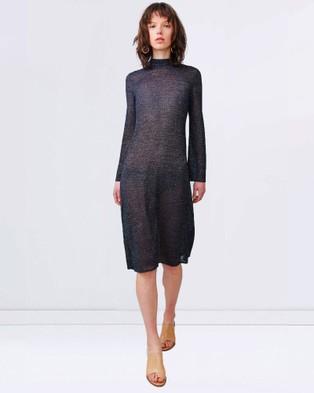Third Form – Reviver L S Dress – Dresses (Sparkle)
