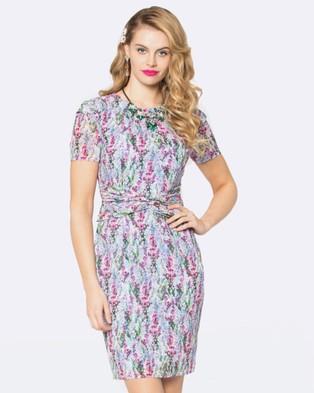 Alannah Hill – Monet's Garden Dress Multi