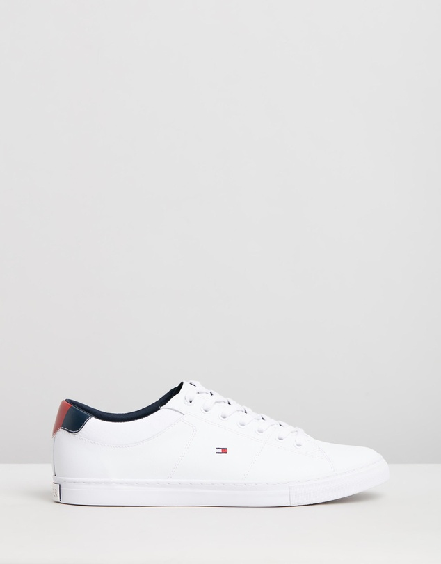 8fd64a297e48d Essential Leather Collar Sneakers