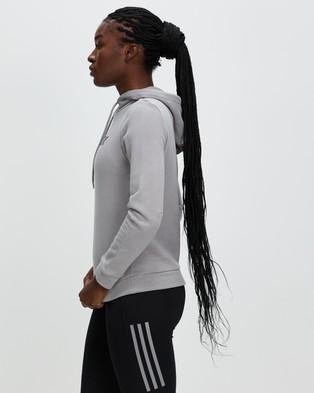 adidas Performance - Terrex GFX Logo Outdoor Hoodie - Hoodies (Charcoal Solid Grey) Terrex GFX Logo Outdoor Hoodie