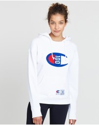 Champion - 100 Year Collection Logo Hoodie