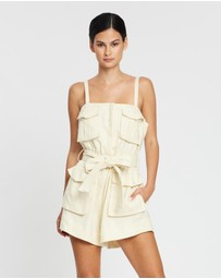Shona Joy - Eames Utility Playsuit