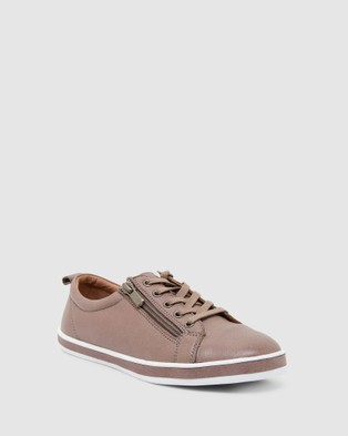Easy Steps - Whisper Lifestyle Sneakers (Taupe)