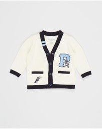 Polo Ralph Lauren - Long Sleeve Cotton Cardigan - Babies