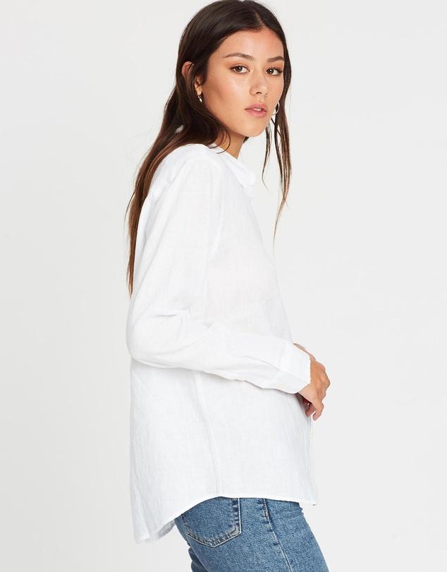 Women Cycliste Linen Shirt