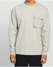 Soulland - Cory Long Sleeve T-Shirt