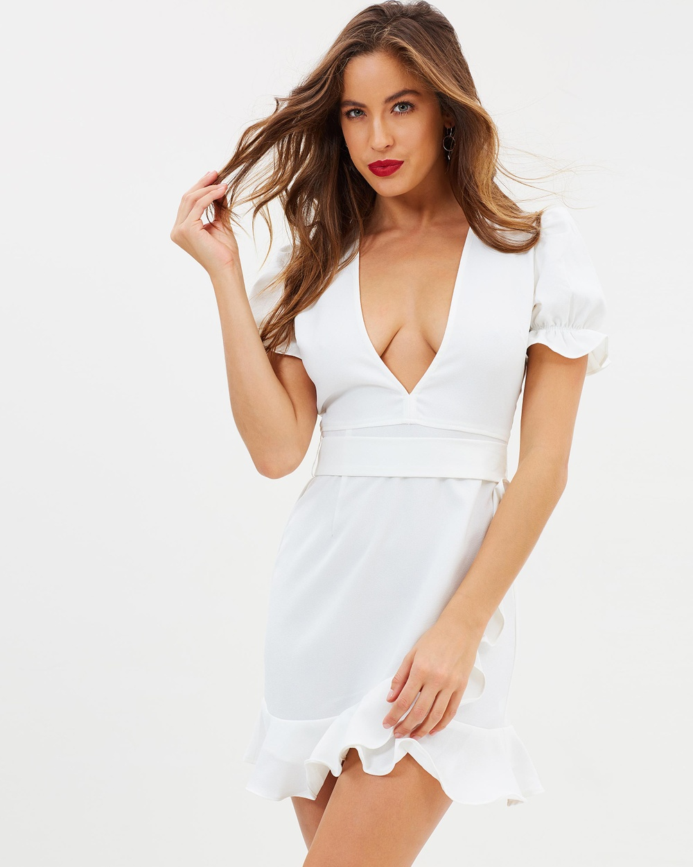 Lioness Tell Me Lies Dress Dresses White Tell Me Lies Dress