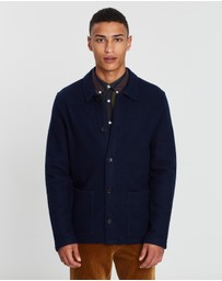 NN.07 - Boiled Wool Jacket