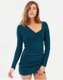 Bec & Bridge - Tasha Long Sleeve Mini Dress