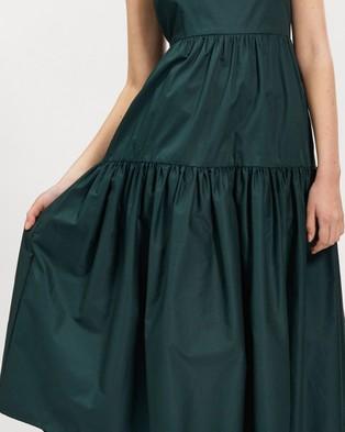 bul Loch Dress - Dresses (Green)