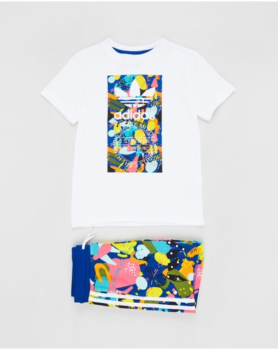 adidas Originals - Short Set - Kids