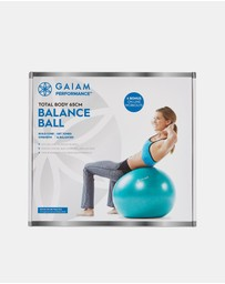Gaiam - Performance Balanceball Kit 65cm