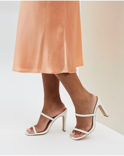 SPURR - Kimmi Wide Fit Heels